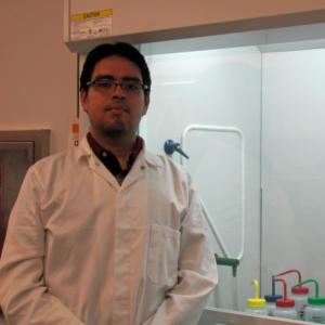 Jose Clemente Contreras-Naranjo Ph.D