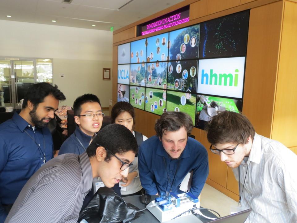 HHMI Day 2015