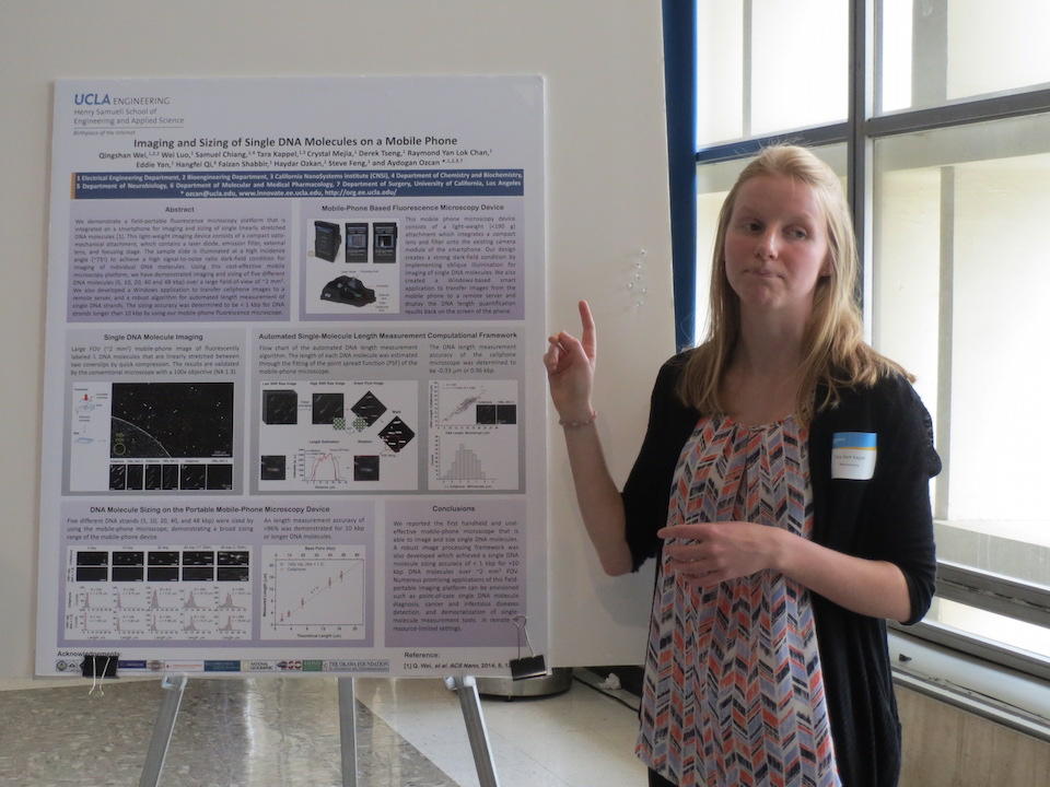 UC Undergraduate Research Week Science Poster Day