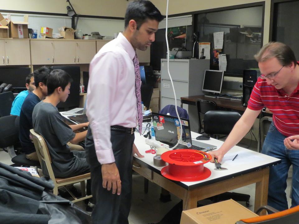 Undergrads in the Lab